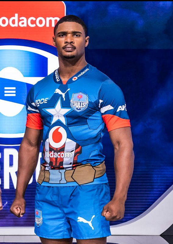 Vodacom Bulls revela las camisetas 2020 Super Rugby